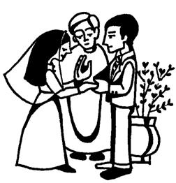 bénédiction mariage et baptême